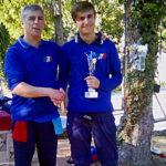 Manuel Sathya Moretti primo posto Esordienti gara C2 Rapallo 2019