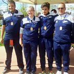 Mc Follonica 2 terzo a squadre - Trofeo Mistica 2019