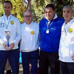 MGC Novi Ligure primo posto a squadre gara C2 Rapallo 2019
