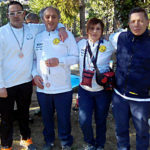 MGC Novi Ligure 2 terzo posto a squadre gara C2 Rapallo 2019