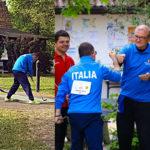 Mirko Petracchi Campione Mondiale DEAF 2019