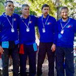 M.M.S.C. Rapallo secondo posto a squadre gara C2 Rapallo 2019