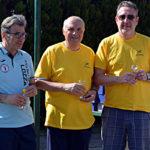 Gli Esordienti in gara e premiati a Montegrotto Terme