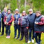 Paola Giacomelli Campionessa Italiana Minigolf 2019 - F.S.S.I.