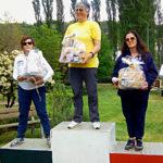 Podio Elite Donne Trofeo del Chianti 2019