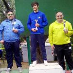 Manuel Sathya Moretti primo Esordienti gara C Follonica 2019
