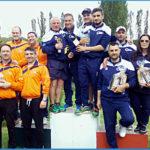 Podio a squadre Trofeo del Chianti 2019