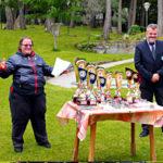 Premiazione campionati italiani minigolf 2019 F.S.S.I.