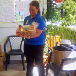 Anna Bandera vincitrice assoluta gara C2 Siusi 2019