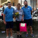 Ester Zund prima classificata Senior Donne It Sanremo 2019
