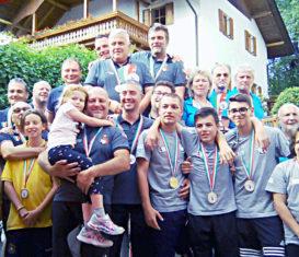 Campionati italiani Junior e Senior 2019