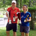 Robert Hahn e Claudia Schuster vincitori Internazionali di Predazzo 2019