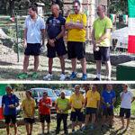 I finalisti del Campionato italiano Assoluto 2019