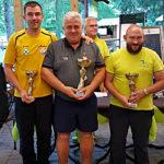 Guido Mattaini vincitore assoluto quinta giornata gare C - Minigolf Predazzo