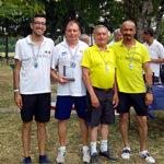 M.C. Monza secondo posto a squadre Memorial Monga 2019