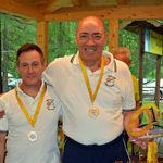 M.C. Terme Euganee vincitore a squadre quinta giornata gare C Predazzo
