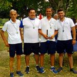 M.G.C. Novi Ligure 1 primo posto a squadre Memorial Monga 2019