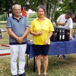 Sonia Nardin vincitrice categoria Senior Donne Memorial Monga 2019