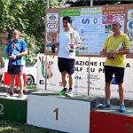 Massimo Pavanello Campione italiano Seconda Categoria Uomini 2019