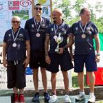 M.C. Monza terzo posto Campionato di Società 2019