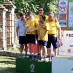 M.T. Amatese secondo posto Campionato di Società 2019