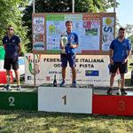Paolo Porta Campione italiano Assoluto 2019