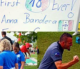 Alla Champions League di Voitsberg 2019 molti record italiani di minigolf