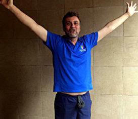 Domenico Ciccio Garbui - responsabile tecnico settore giovanile F.I.G.S.P.