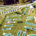 Campi di golf su pista in Austria - minigolf Voitsberg