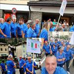 Nazionale italiana Senior - cerimonia apertura Europei 2019