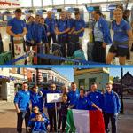 Nazionale italiana Junior al Campionato Europeo di Liepaja 2019