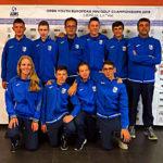Foto ufficiale della Nazionale italiana Junior - Liepaja 2019