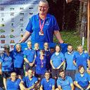 Paola Tecchio due bronzi individuali Campionati Europei Senior 2019