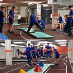 Allenamenti, giri e prove recuperi - Europei Junior Liepaja 2019