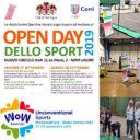 Promozione del minigolf all'Open Day di Novi Ligure e al Wow Festival di Malpensa Fiere