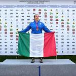 Campionessa mondiale minigolf - Anna Bandera