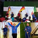 Medaglia di bronzo Mondiali minigolf 2019 - Anna Bandera