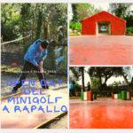 Open Day del minigolf a Rapallo il 6 Ottobre 2019