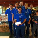 Miniaturgolf Club Novi Ligure terzo posto Coppa Italia 2018